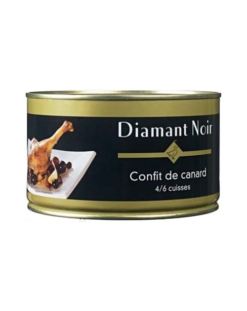 DUCK LEGS CONFIT DIAMANT NOIR